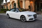 2013 Audi S5 3.0T Cabriolet Quattro Premium Plus 2 Tone Leather
