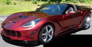 2014 Chevrolet Corvette Stingray Coupe Wide-Body 2LT